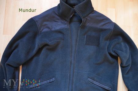 Ubranie ochronne 128/MON - polar czarny