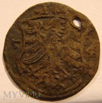 DREIER 1554 JOACHIM II HEKTOR