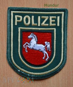 Emblemat Polizei Niedersachsen