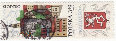 KŁODZKO - Polska , 3.40zł