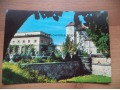 ŁAŃCUT Muzeum zamek Widok od południa