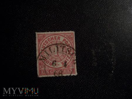 EIN GROSCHEN 1868 r.