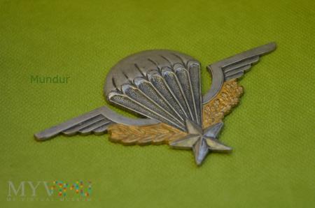 Francuska odznaka spadochronowa