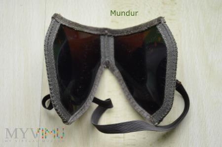Bundeswehr: okulary ochronne składane