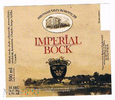 imperial bock