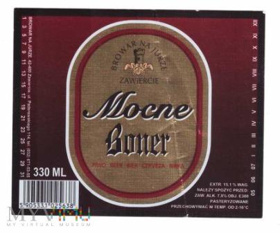 Boner Mocne