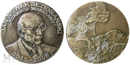 230. Jan Nowak Jeziorański Kurier z Warszawy
