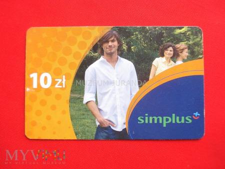 Simplus 10 zł.(6)