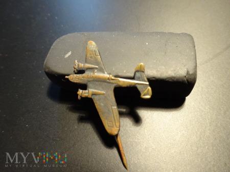 Duże zdjęcie Odznaka - samolot