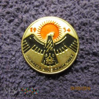 Odznaka WHW-III Rzesza