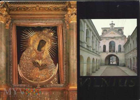 Litwa - Matka Boża Ostrobramska, Wilno