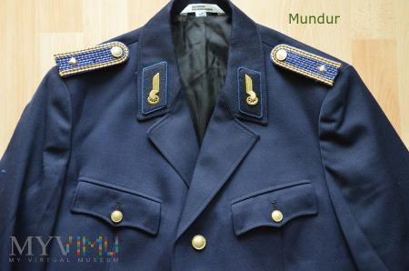 Niemiecki mundur kolejarza