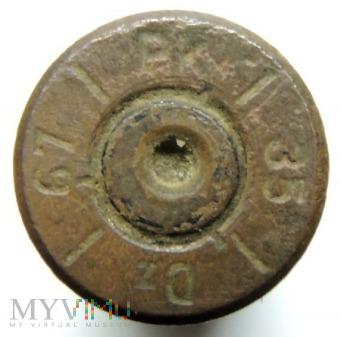 Łuska 7,92 x 57 Mauser Pk/35/Dz/67/