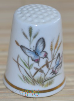 ROYAL WORCESTER-motyle
