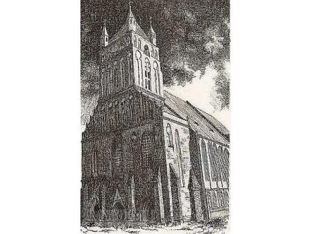 SZCZECIN, Katedra.
