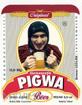 Genowefa Pigwa