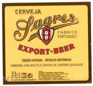 Sagres Export-Beer