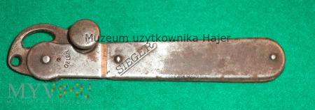 SIEGER otwieracz do konserw WW2 III Rzesza