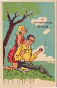 Imieninowa z lat 20/30 XX w.(?)
