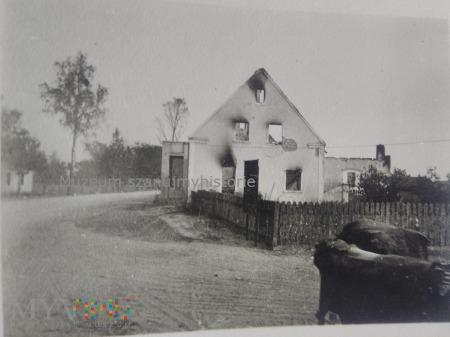 spalony polski dom 1939