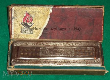 Olympia Made in Germany Reg.Trade Mark
