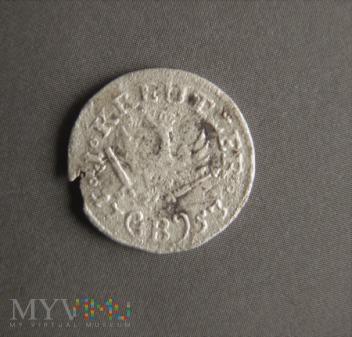 1 krajcar kreuzer Fryderyk Wielki Śląsk 1753