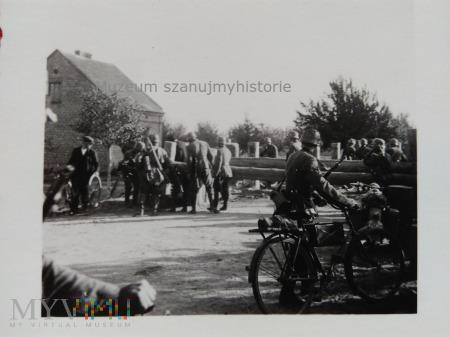 zapory drogowe Kalisz 1939