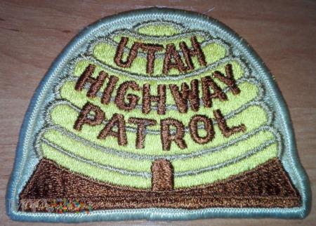Utah policja autostradowa