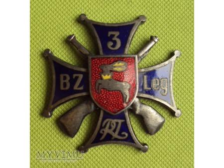 Odznaka 3 Brygady Zmechanizowanej Legionów
