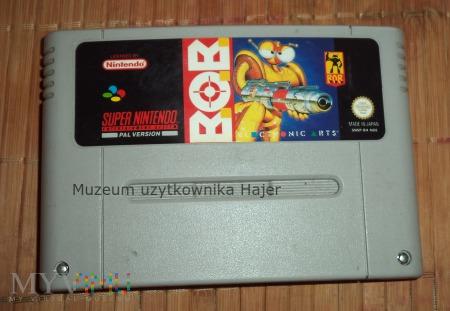 Bob Ctrinic Arts - gra SNES Nintendo