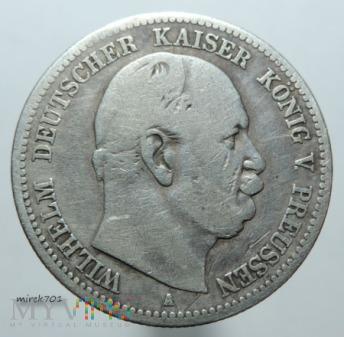 2 Marki Wilhelm I 1876 A
