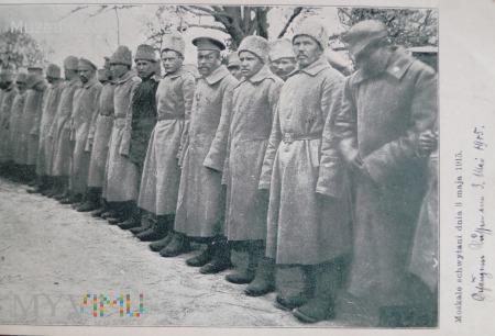 1 Pułk 1 Brygady Legionów [Schwytani Moskale]