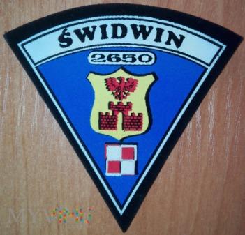 JW Świdwin 2650 - centrum/ośrodek dowodzenia
