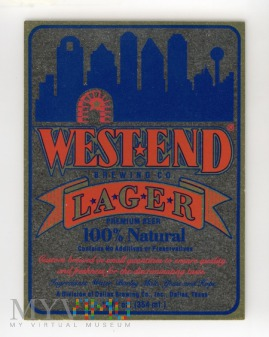 Dallas, West End Lager