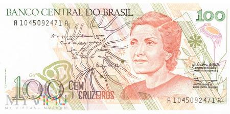 Brazylia - 100 cruzeiros (1990)