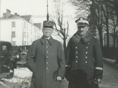 Gen.Charles d'Arbonneau i Gen. Wieroński.