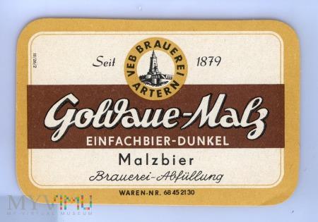 Artern, Goldaue-Malz