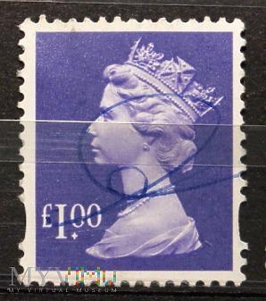 Elżbieta II, GB 1585