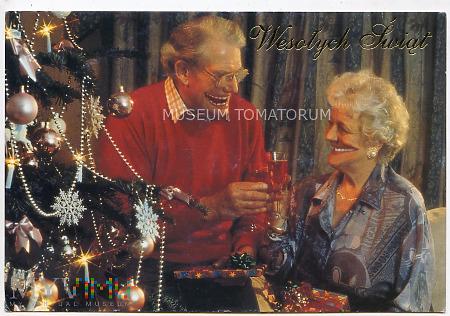 Duże zdjęcie Wesołych Świąt - 1999