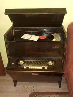 Radiola ZRK Viola 1960r. szafa grająca