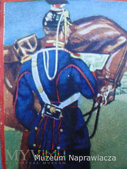 Duże zdjęcie Militärmarke 2. Garde-Ulanen-Regiment