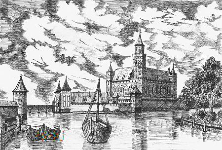 Zamek Krzyżacki w Gdańsku