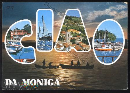 Moniga - Pozdrowienia - IV ćwierć XX w.