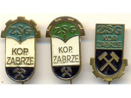 Duże zdjęcie ZSG kop.Zabrze
