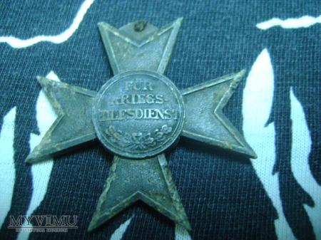Verdienstkreuz für Kriegshilfe