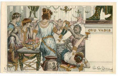 Quo Vadis - Uczta u Nerona - Bruno