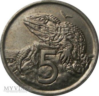 5 Centów, 1994 rok.