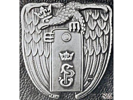 SPP Komorowo - odznaka pamiątkowa