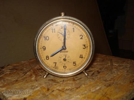 Niemiecki budzik zegarek Junghans