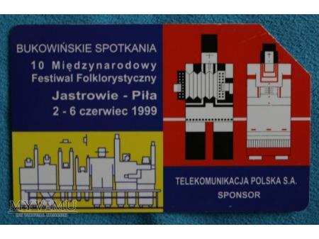 Bukowińskie Spotkania 1999